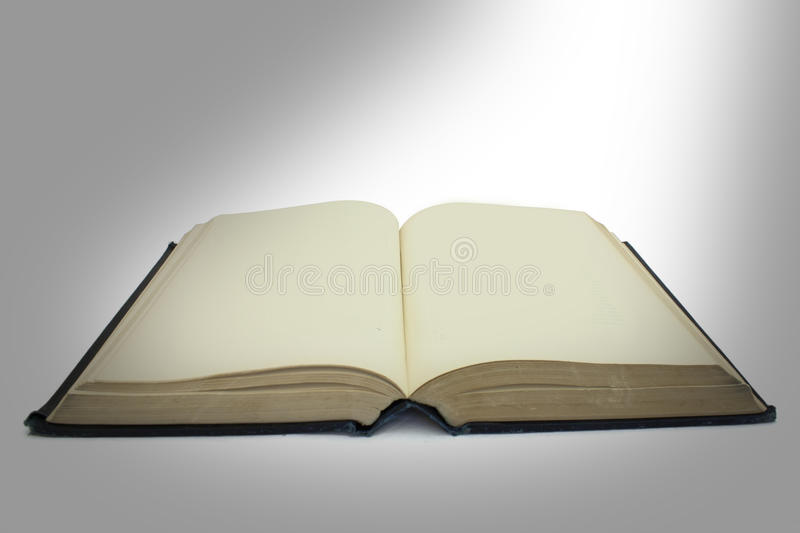 Download Blank Book stock photo. Image of testament, entertainment - 39883524