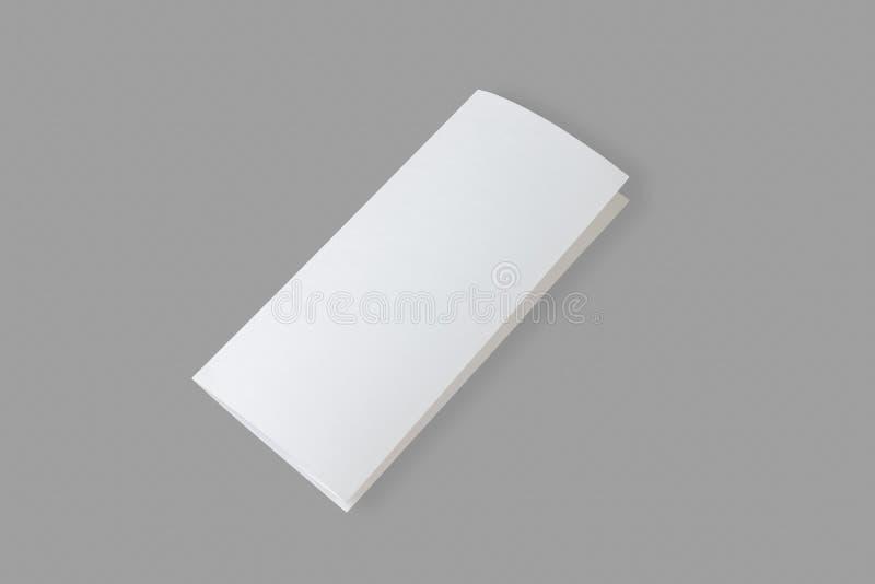 blank broschyren vektor illustrationer
