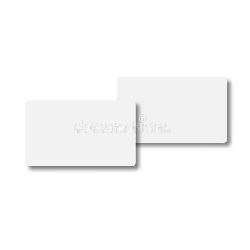 Blank of business card template vector stock illustration download blank of business card template vector stock illustration illustration of illustration empty cheaphphosting Choice Image