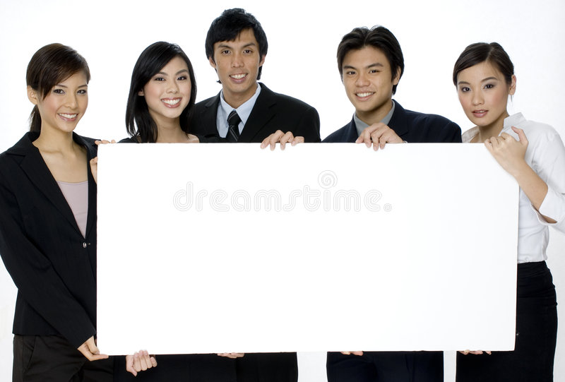 Blank Business Space royalty free stock photos