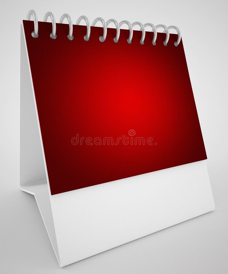 Download Blank calender stock illustration. Image of business - 40403961
