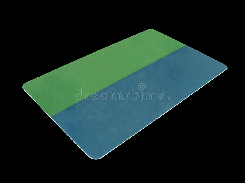 Download Blank Card With Clipping Path. Stock Illustration - Illustration of finance, promote: 468530