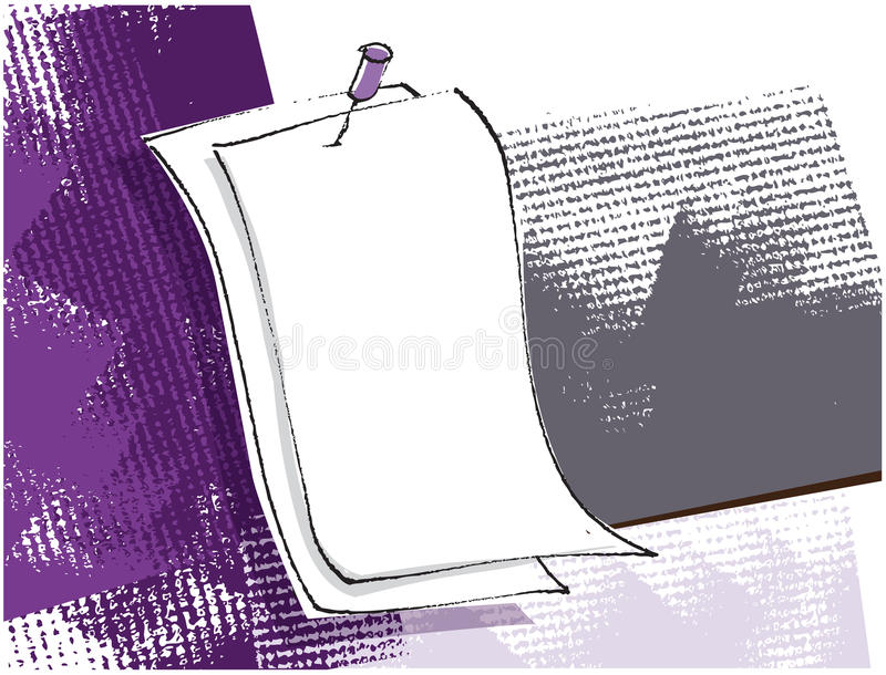 Download Blank Card, Freehand Drawing, Grunge Background Royalty Free Stock Photo - Image: 19703555