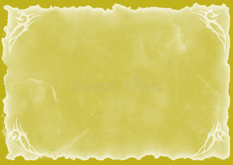 Download Blank Certificate stock illustration. Image of blank, empty - 5263372