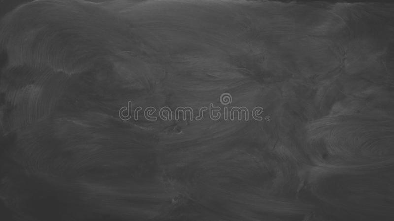 Blank Chalkboard Background stock image