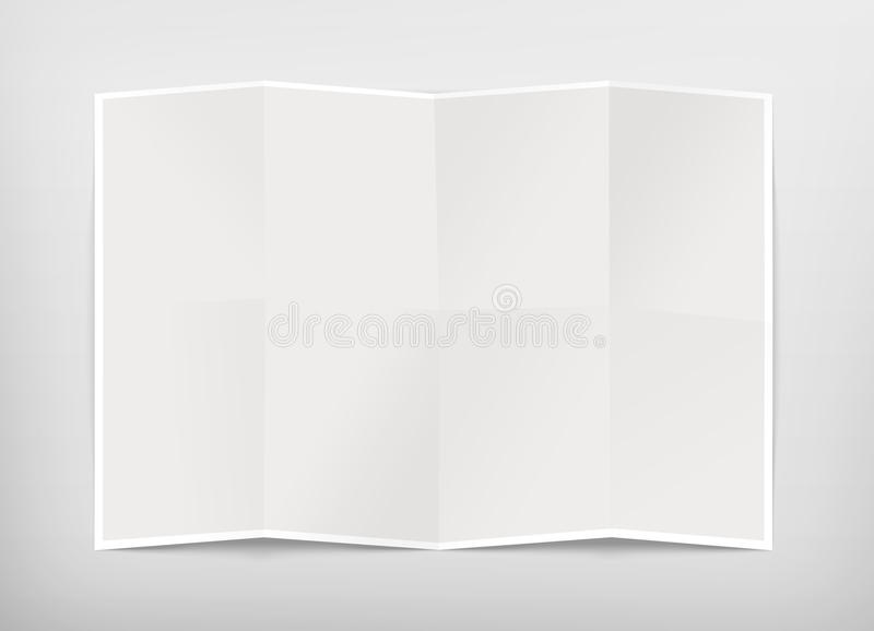Blank chart design mockup, , clipping path, 3d illustration royalty free stock images