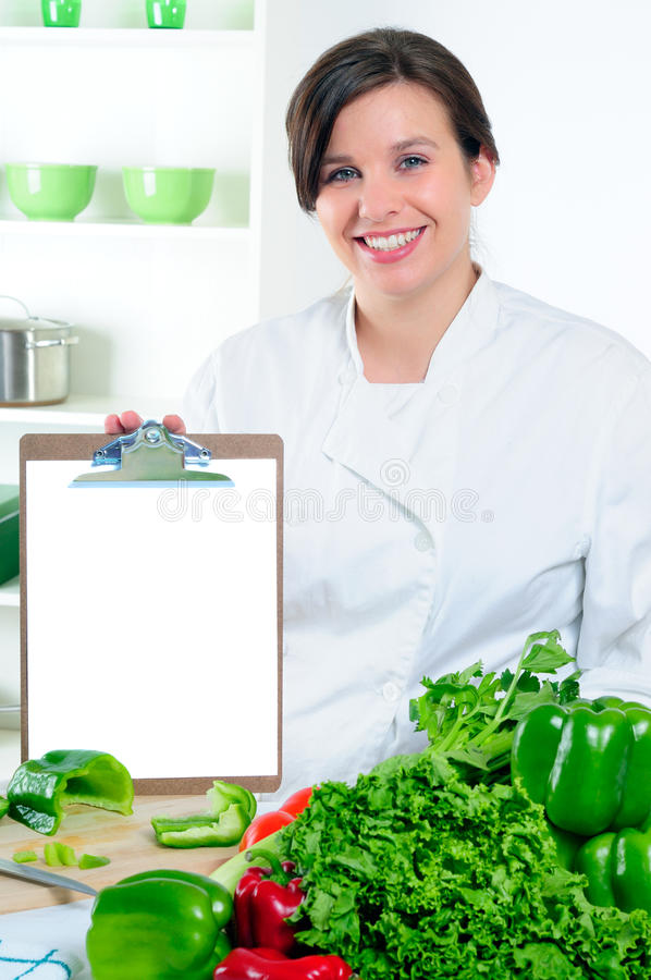 Download Blank Clipboard Sign stock photo. Image of catering, domestic - 9736598