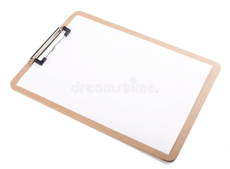 Blank Clipboard - Stock image stock photos