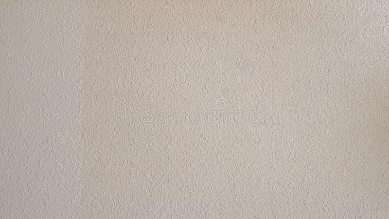 Blank concrete wall white color for texture background royalty free stock images