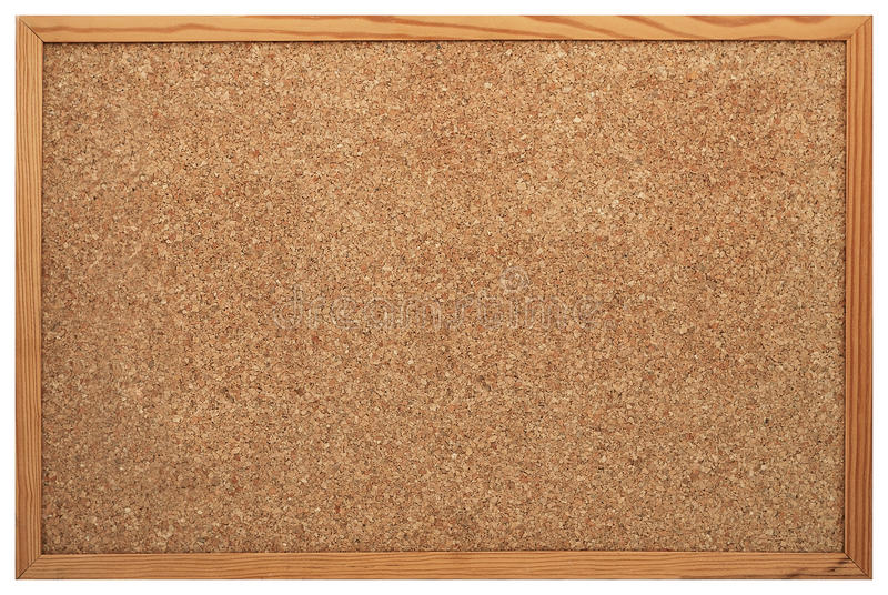 Download Blank Cork Board Royalty Free Stock Photo - Image: 14322355