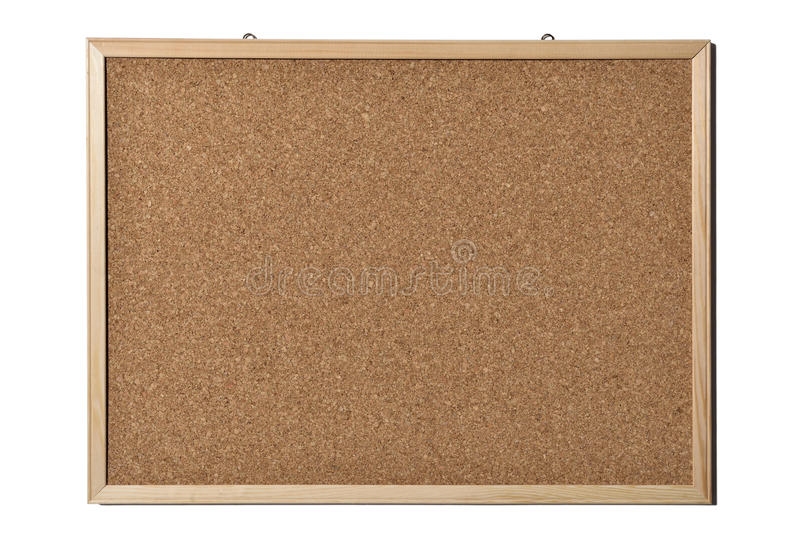 Download Blank cork board stock image. Image of remember, cork - 36903937