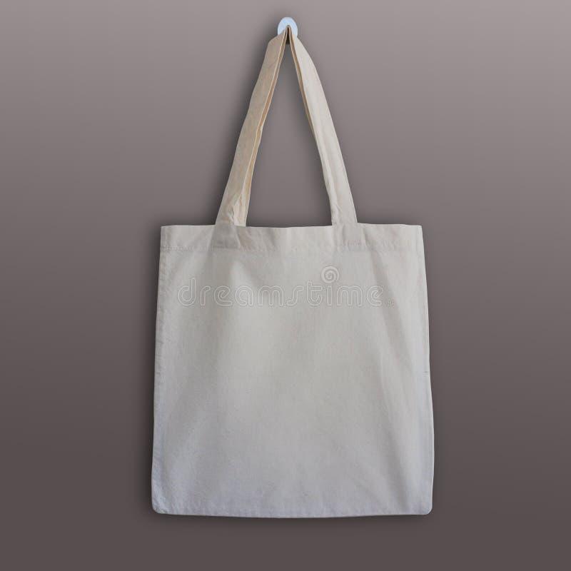 Blank cotton tote bag, design mockup. stock images