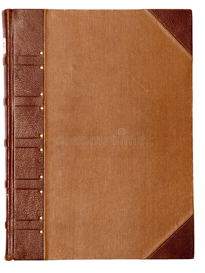 Free Blank Cover Of An Old Book Royalty Free Stock Images - 19023649
