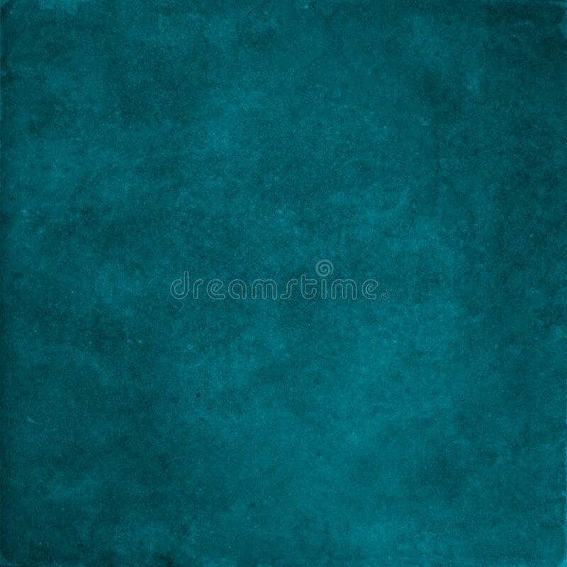 Free Blank Cyanl Blue Color Paper Texture Background, Cyan Blue Paper Surface For Art And Design Background, Banner, Poster, Wallpaper Stock Photos - 195216853