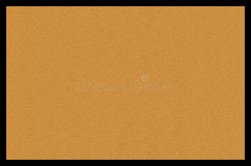 Blank Empty Cork Bulletin Board or Background. Blank and empty cork bulletin board illustration. Nice graphic as is or can be used for post-editing for royalty free illustration