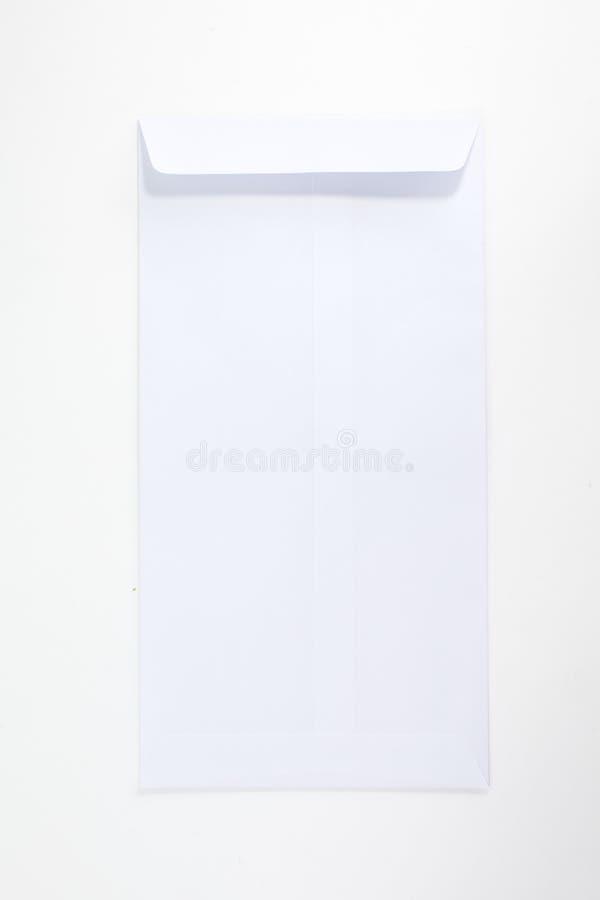 Blank Envelope Stock Photo