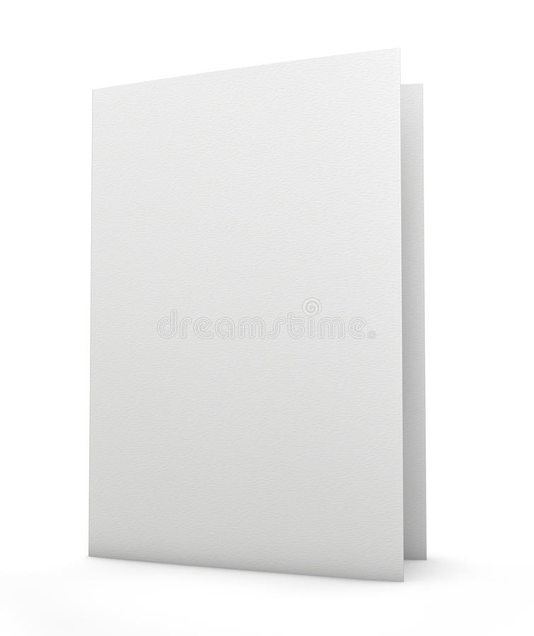 Blank Folder stock images