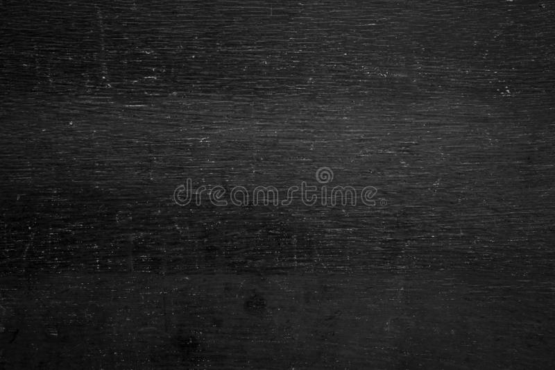 Blank Front Real Black Chalkboard Background Texture In College