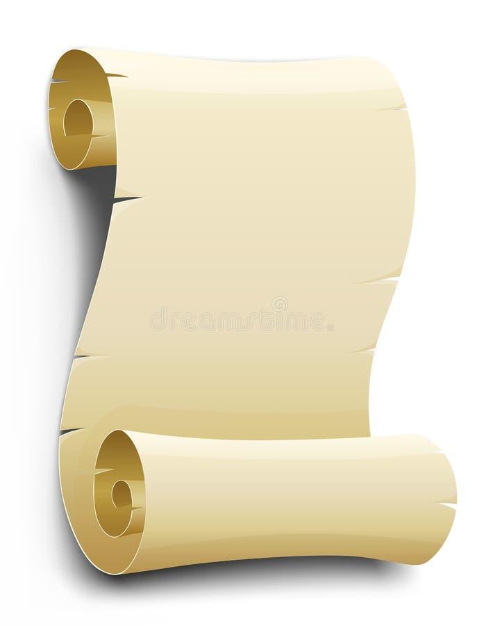 blank gammal paper skrift
