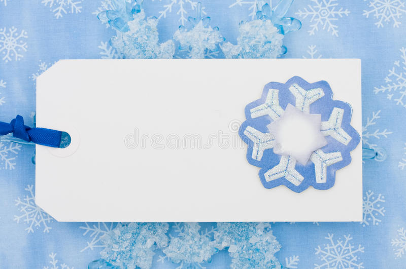 Download Blank Gift Tag Royalty Free Stock Photography - Image: 11970627
