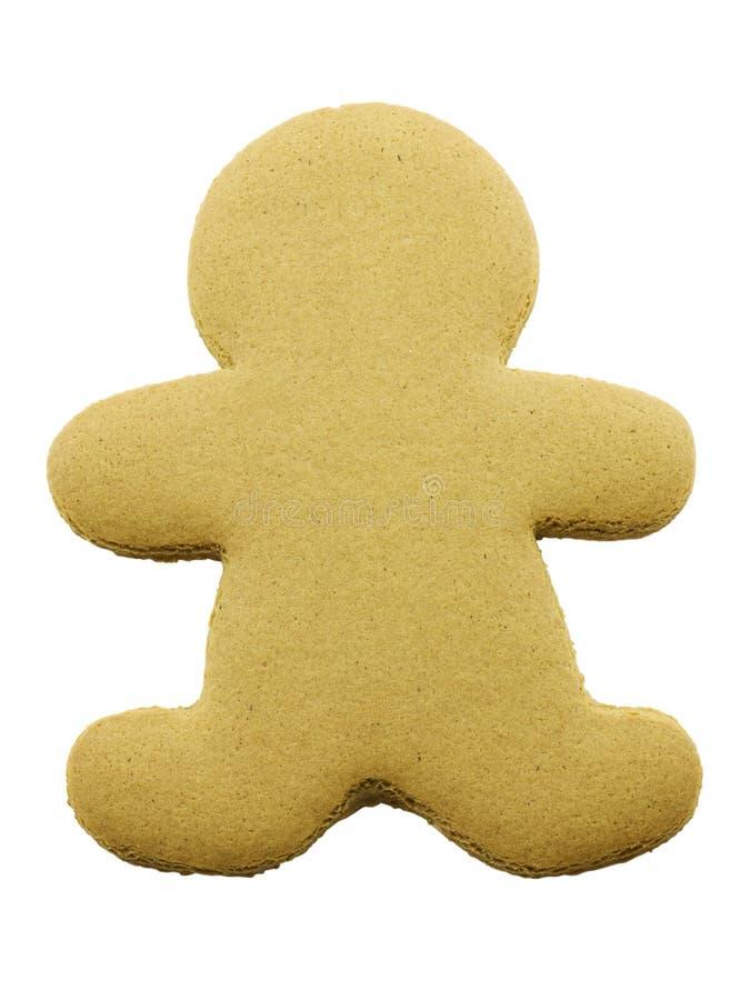 Blank Gingerbread Cookie