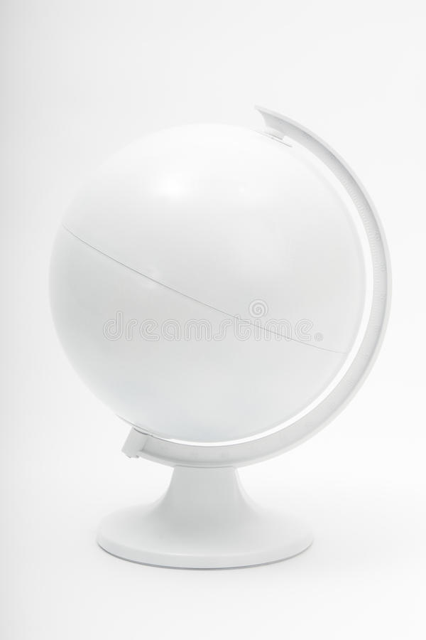 Download Blank globe stock photo. Image of object, sphere, earth - 26533568