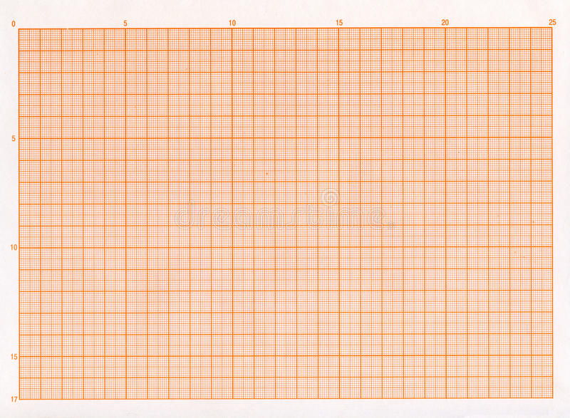 Blank Graph Paper Stock Image Image Of Vertical Graph
