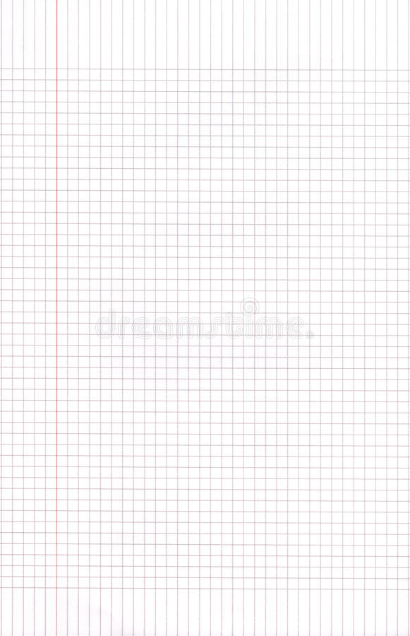 blank graph paper squares background stock photo