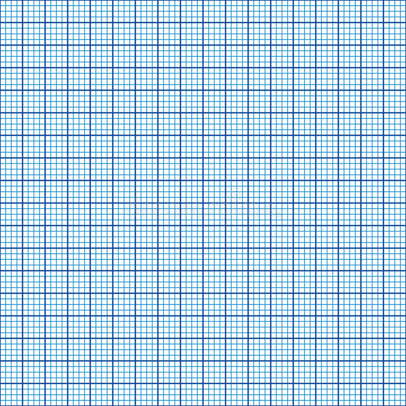 blank graph paper - squares background stock photo