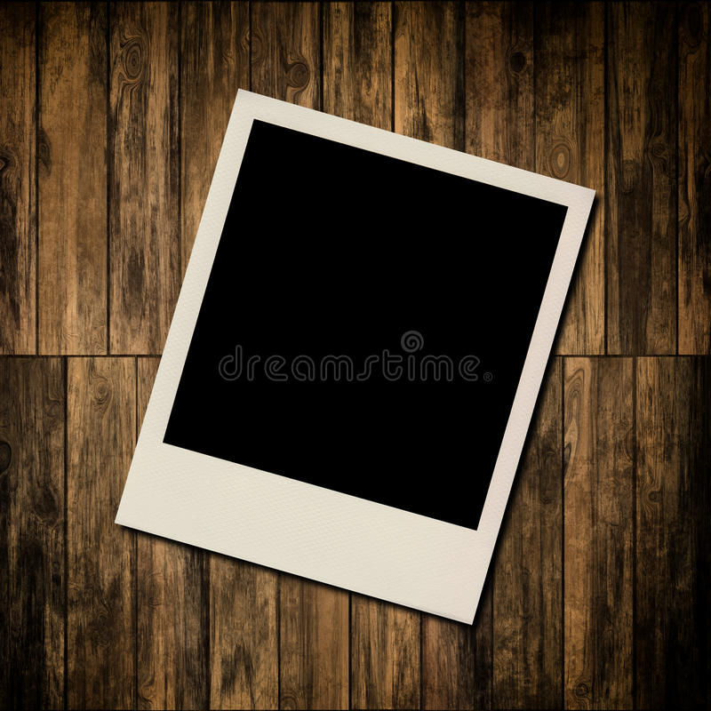 Download Blank instant photo frames stock photo. Image of empty - 28205228