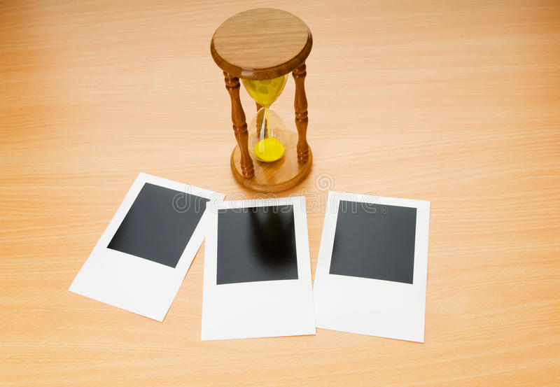 Download Blank instant photos stock photo. Image of pattern, glasses - 16313662