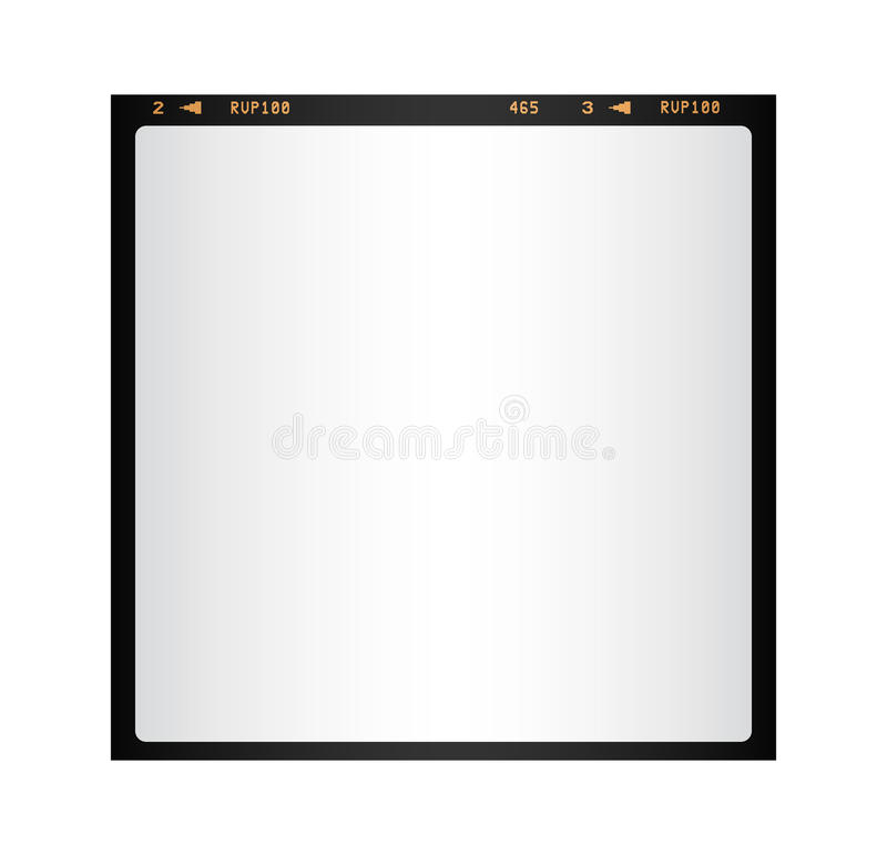 Download Blank Isolated Photo Film Stock Images - Image: 23128514