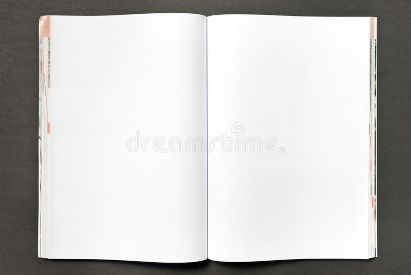 blank magazine stock photo  image of newspaper  gray
