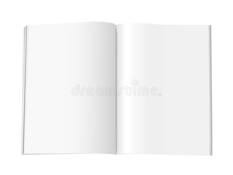 Download Blank Magazine Pages - XL Stock Images - Image: 15936744