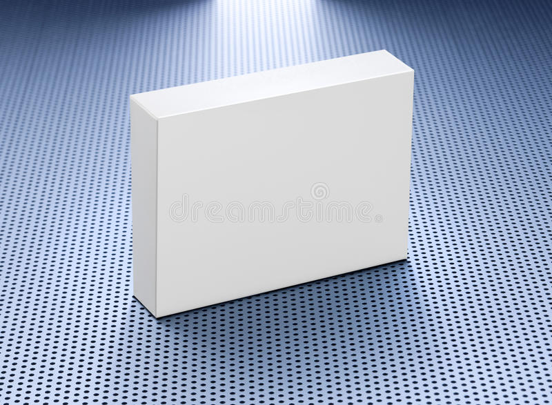 Download Blank Medicine Product Box Stock Photos - Image: 19800373