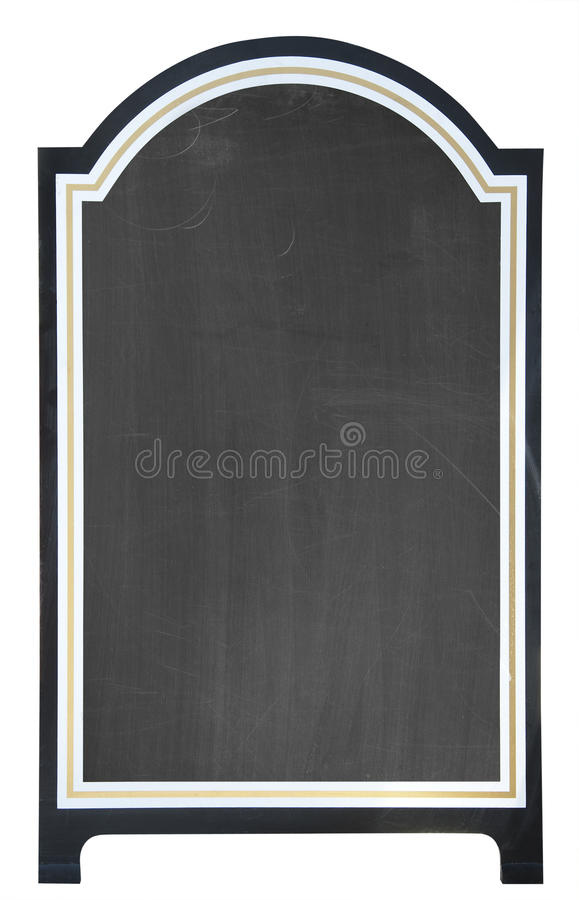 Download Blank Menu Board , Isolated Stock Image - Image: 19911955