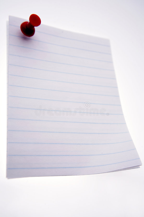 Download Blank Note On Message Board Stock Image - Image of note, memorandum: 3075001