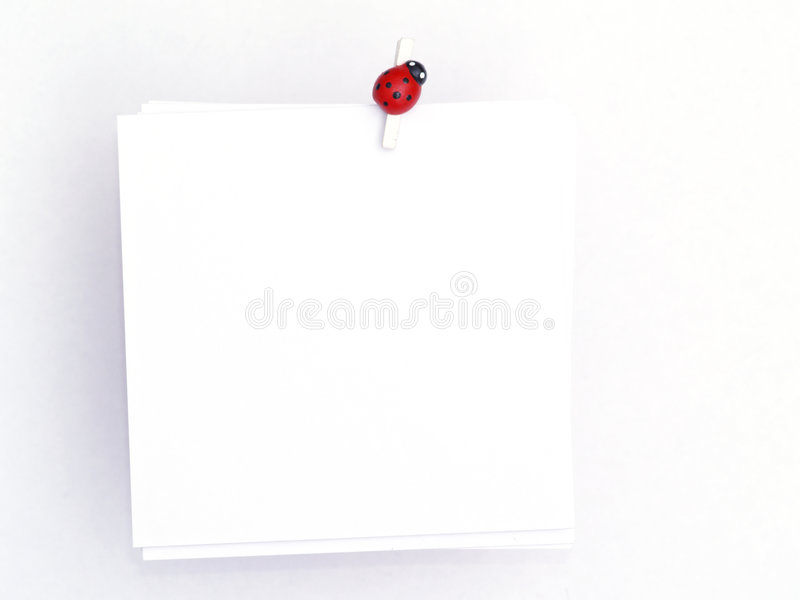 Download Blank note pad stock image. Image of concept, business - 8488747