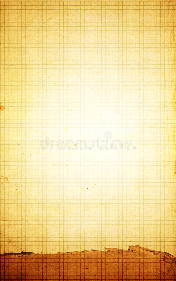 Blank note paper background vector illustration