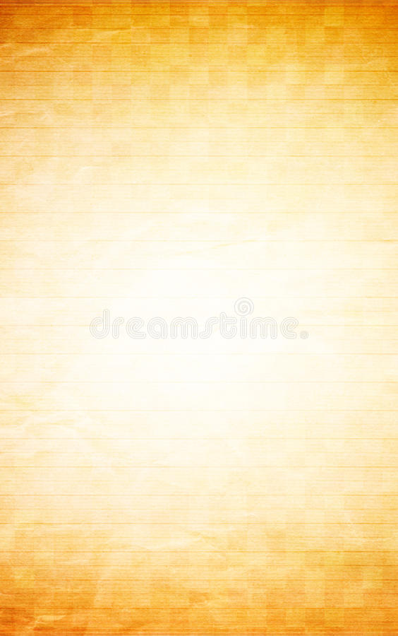 Blank note paper background stock photo