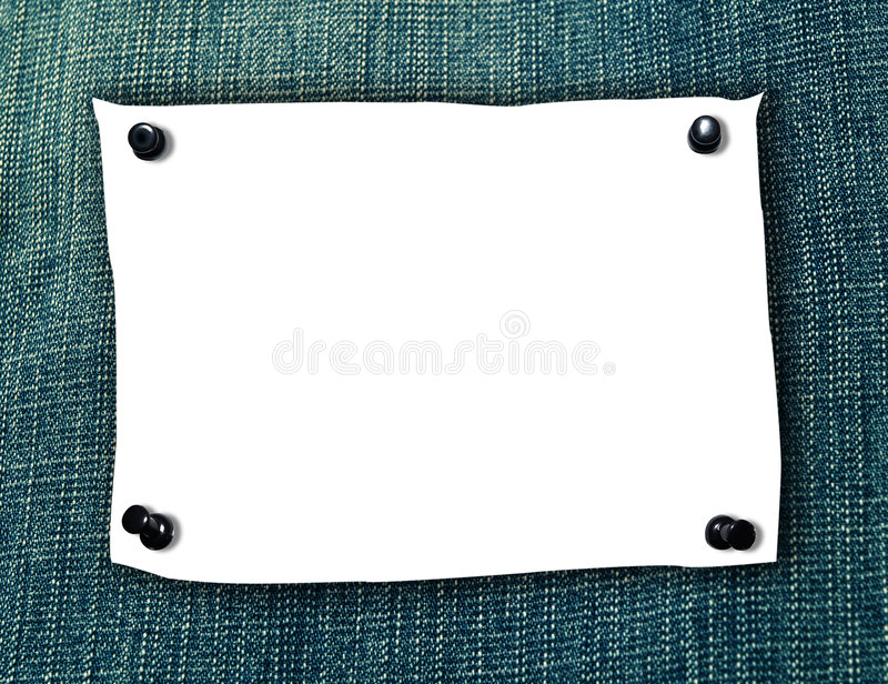 Download Blank note3 stock photo. Image of advertisement, paper - 1658584