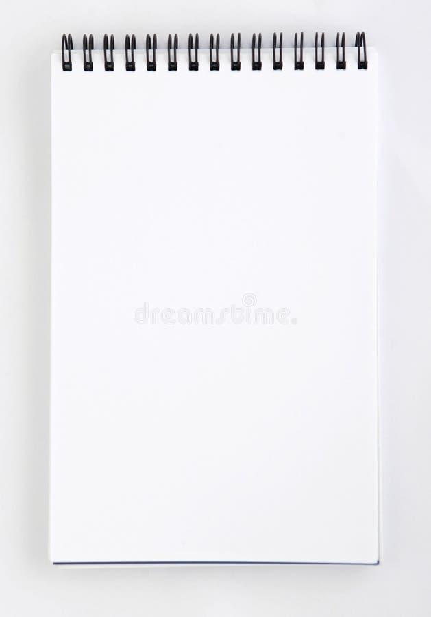 Free Blank Notepad 2 Stock Photos - 463713