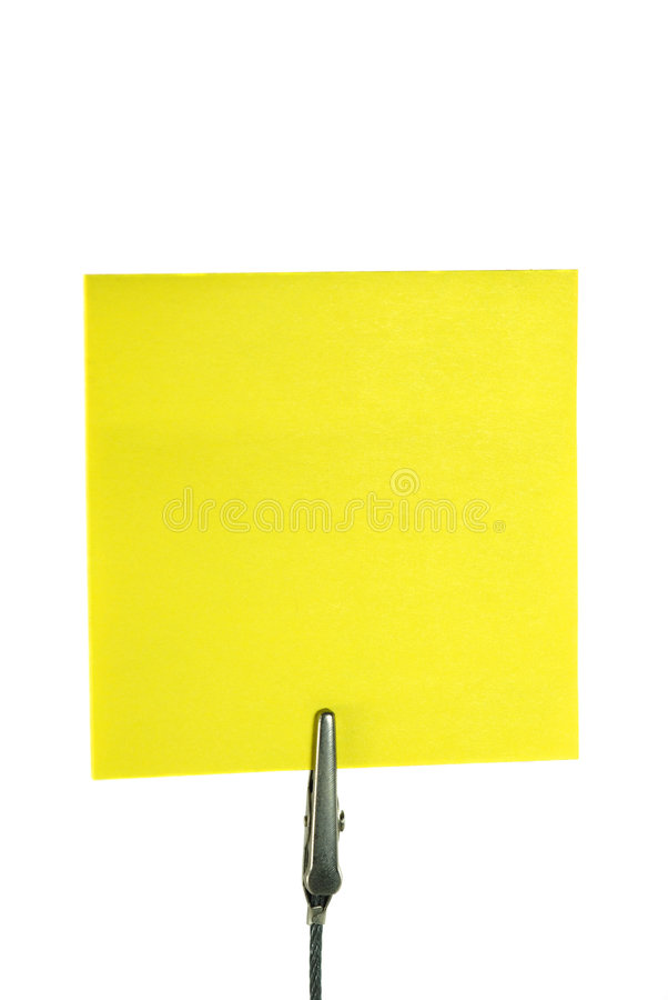 Free Blank Notepaper Royalty Free Stock Photo - 8455635
