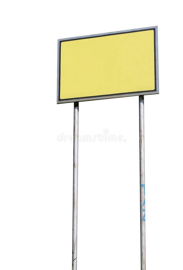 blank odizolowane znak fotografia royalty free