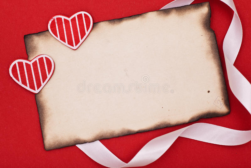 Download Blank old burnt paper stock image. Image of burnt, copyspace - 28691071