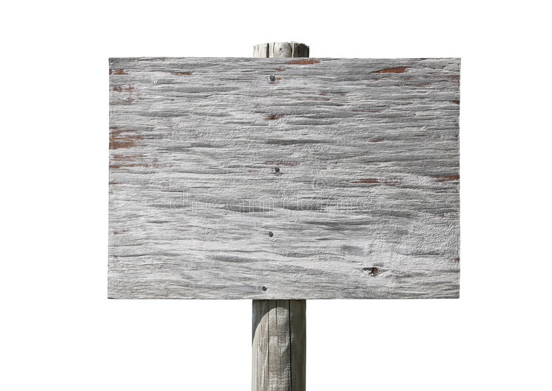 Download Blank old sign stock image. Image of knotted, rough, sign - 26318179