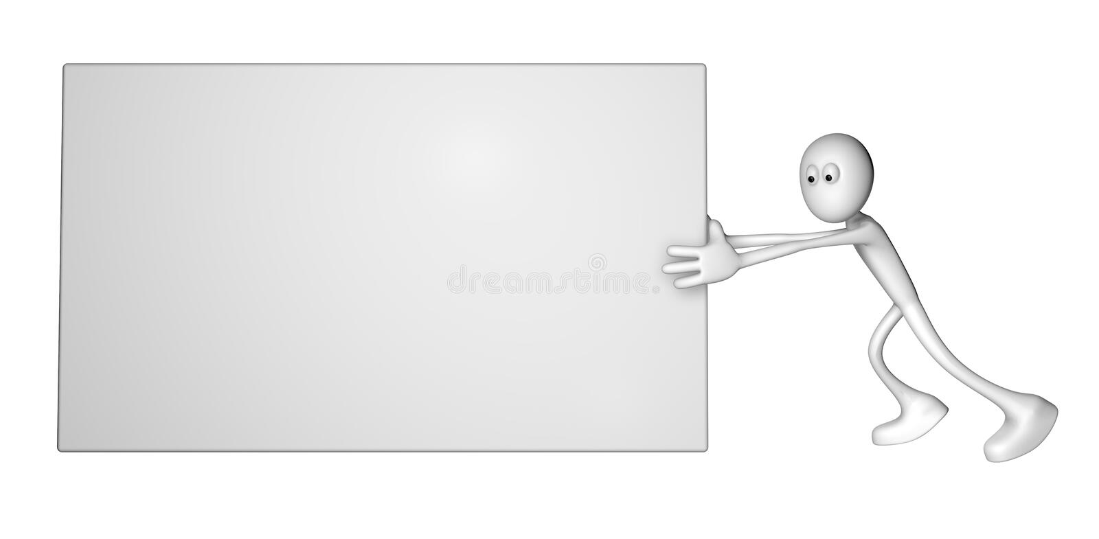 Download Blank packing stock illustration. Image of post, fragile - 26464698