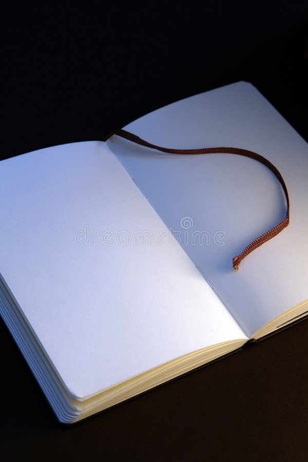 Download Blank Pages stock photo. Image of blank, book, note, paper - 1746008