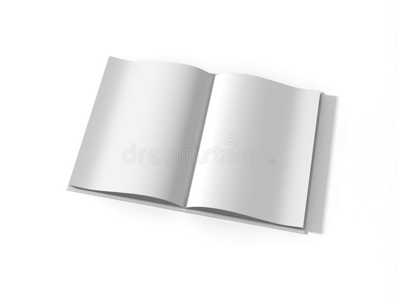 Download Blank paper stock illustration. Image of note, content - 10985501