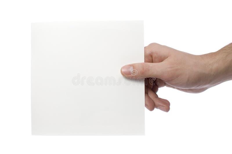 Download Blank paper stock image. Image of looking, medium, horizontal - 11561173